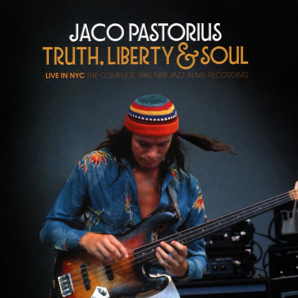 Trilha sonora do trabalho #1 Reza / Giant Steps – Live: Jaco Pastorius