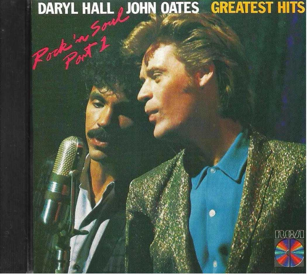 Trilha sonora do trabalho #2 Daryl Hall & John Oates – Maneater (1982)