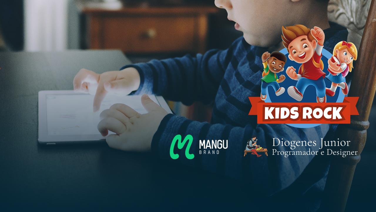 Plataforma KidsRock: interação para o ensino de idiomas