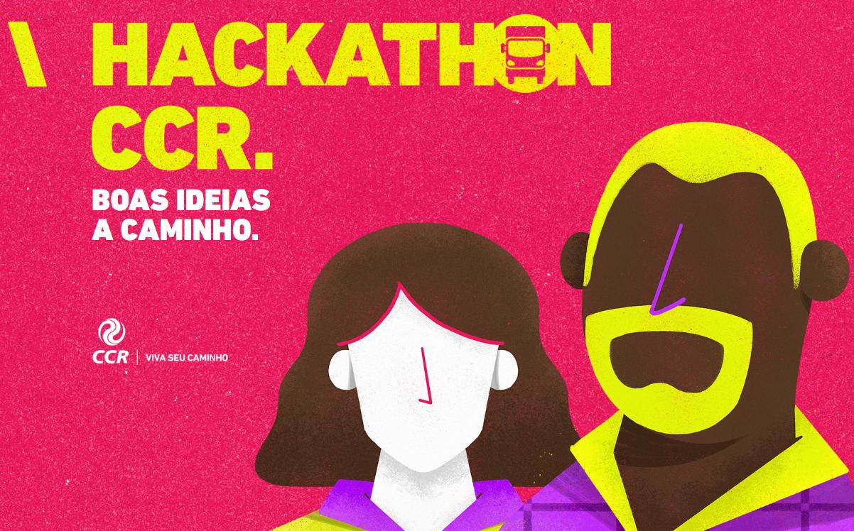 Aplicativo No Trecho: Hackathon CCR2020