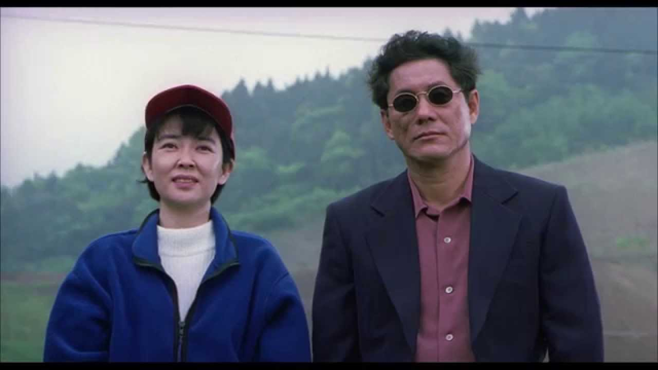 Trilha sonora do trabalho #8: Sea of Blue – Joe Hisaishi (Hana-bi – Takeshi Kitano – Soundtrack)